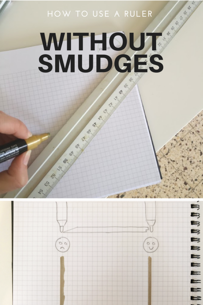 how to use a ruler