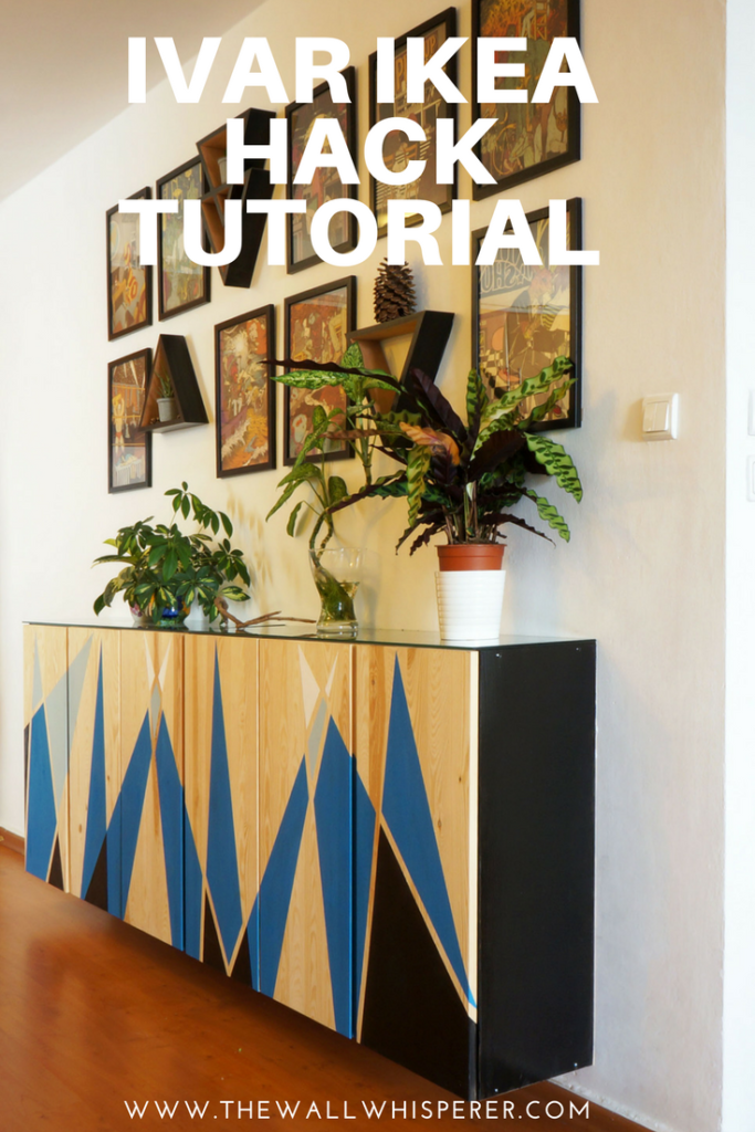 IVAR IKEA HACK TUTORIAL