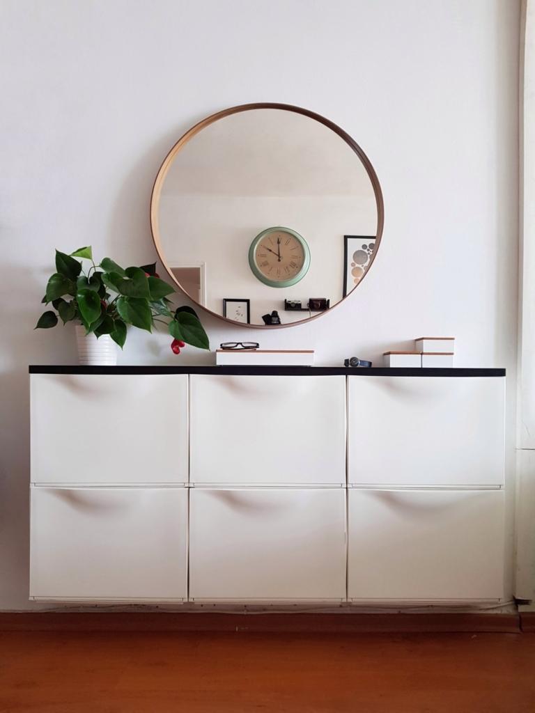 Tornes IKEA hack inexpensive storage