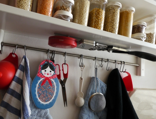 Kitchen Storage and Organization Hacks