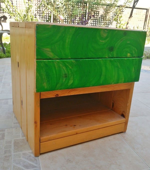 make old furniture look better cheap