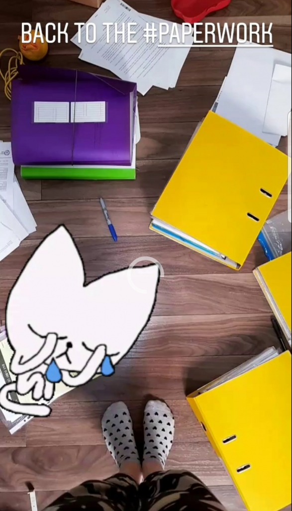 Paper declutter tips